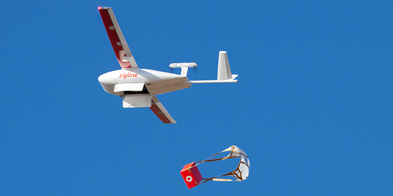 Drones- Future of the Delivery System