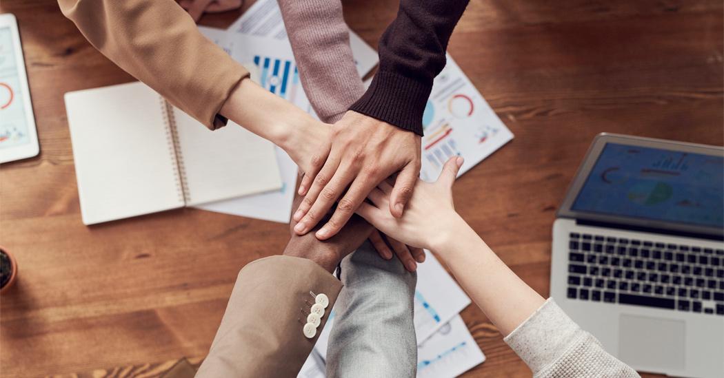 Encourage teamwork