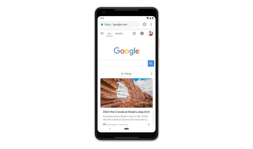 Google Discover all about