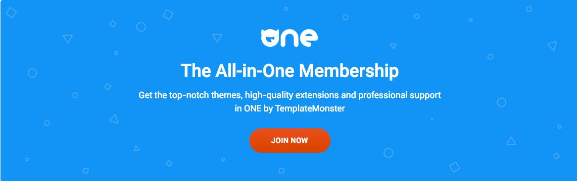 ONE Membership