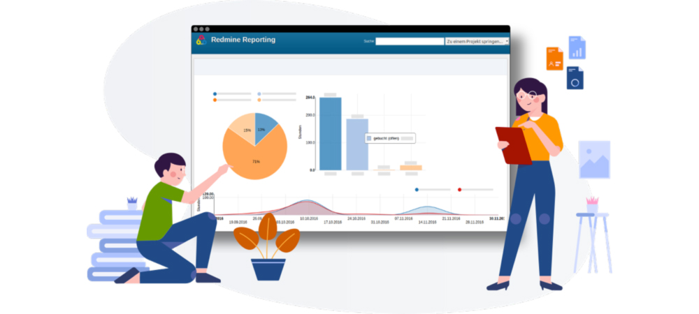Get detailed reports for analysis