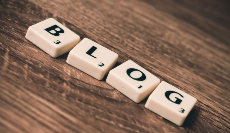 Include A Blog Section