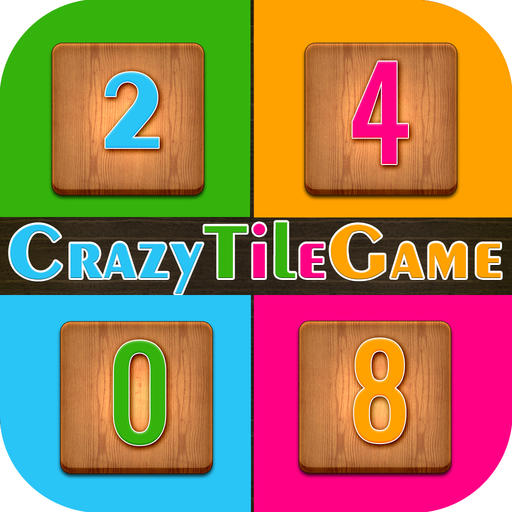 2048 - Crazy Tile Game