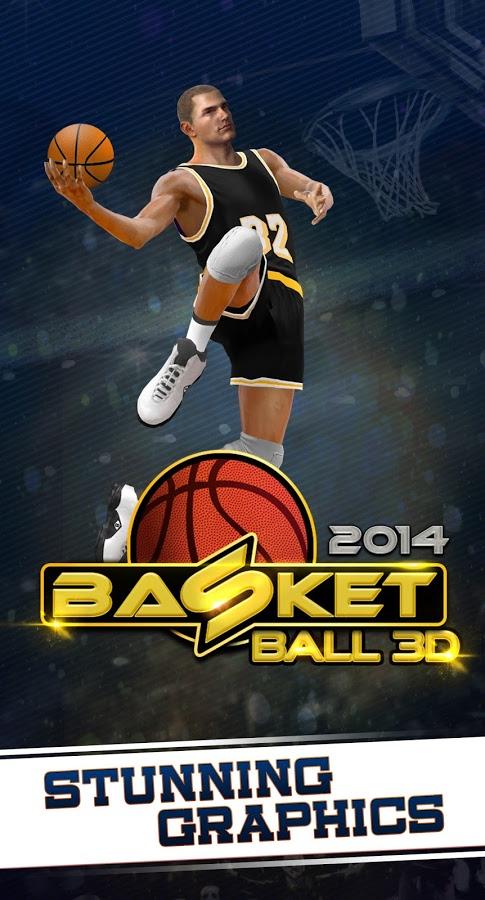 Basketball Shooting 3D