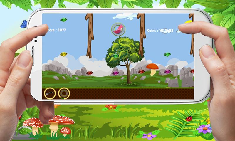 Flappy Magic Bird