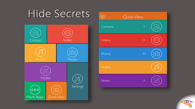 Hide Secrets - Your Private Vault