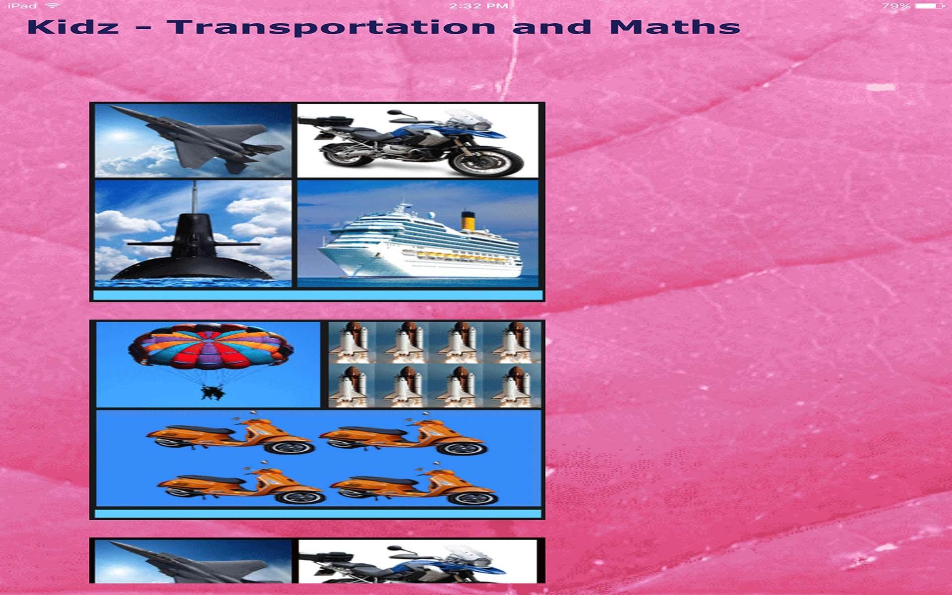 Kidz Learn Transportation
