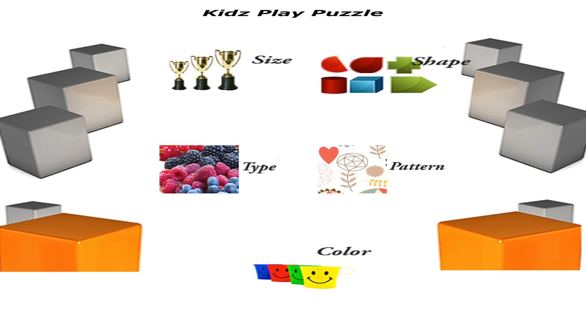 Kidz Play Puzzle