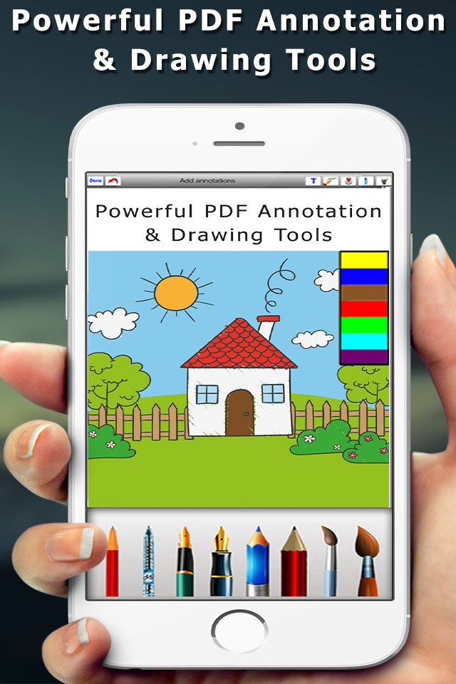 Notes Pro - PDF, Notes and documents