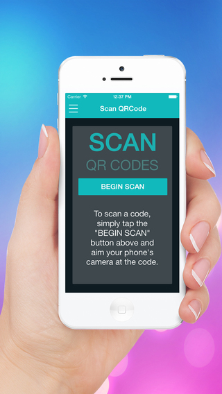 SmartQRC - QR Code Scanner & Generator