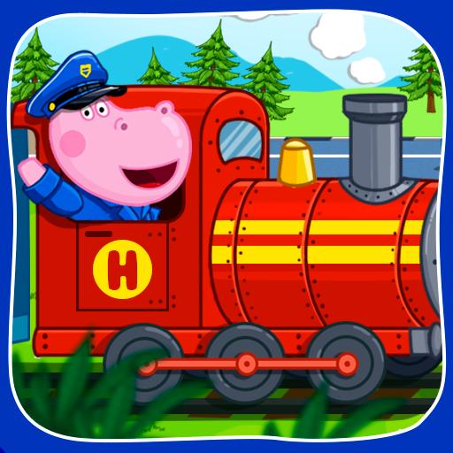 Baby Railway Station Adventure