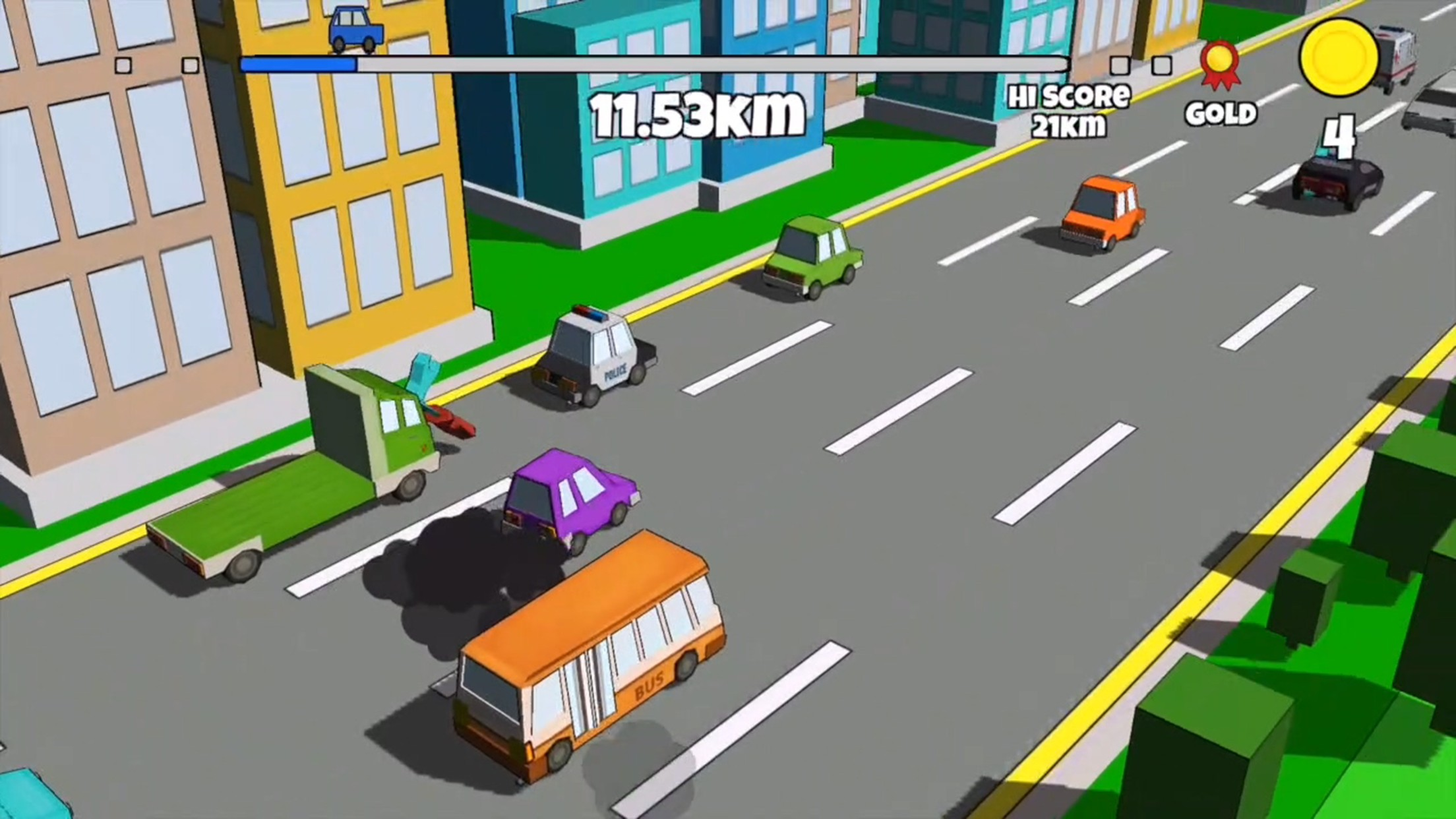 Crazy Road