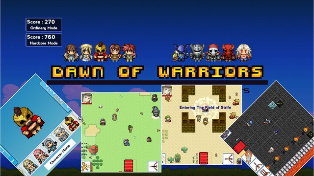 Dawn of Warriors(Free)