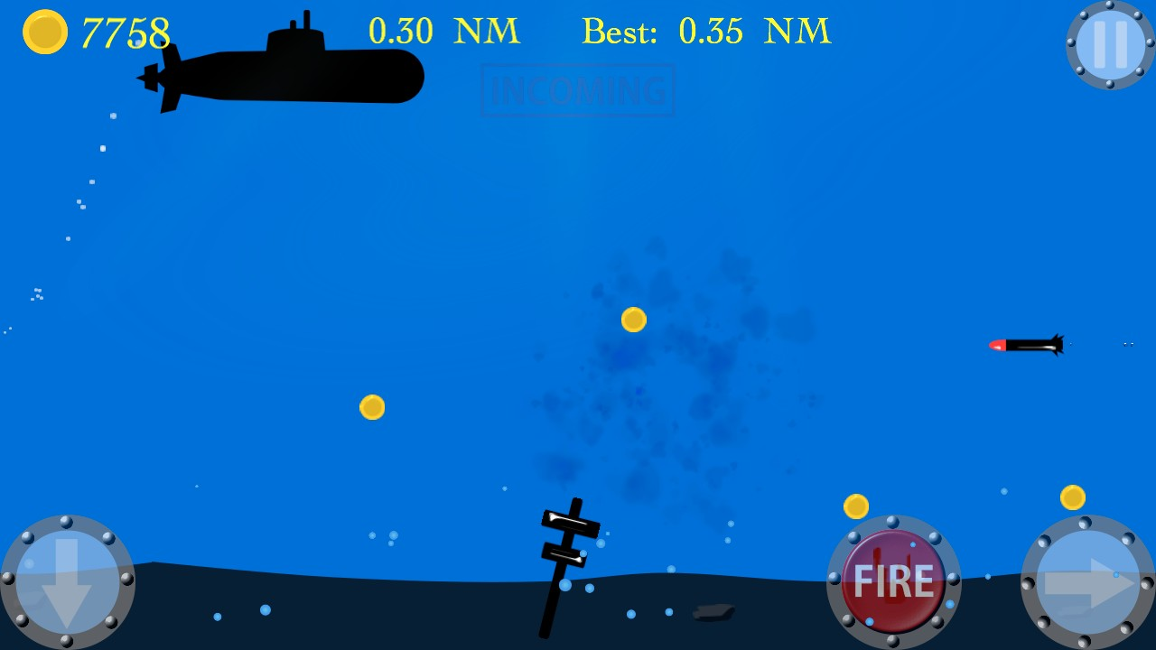Deep sea: Subfighter