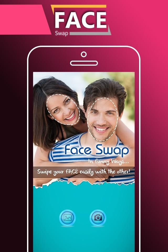 Face Swap - Switch ,Swap Face Changer