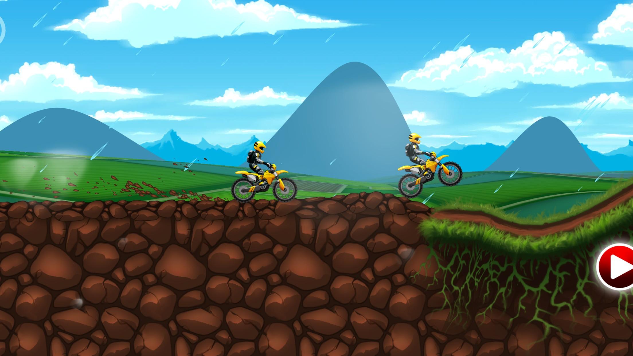 Fun Kid Racing - Motocross