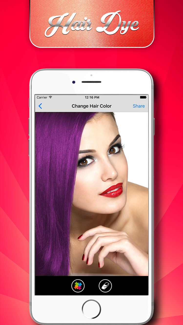 Hair Dyes - Magic Salon