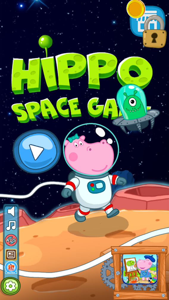 Hippo in Space