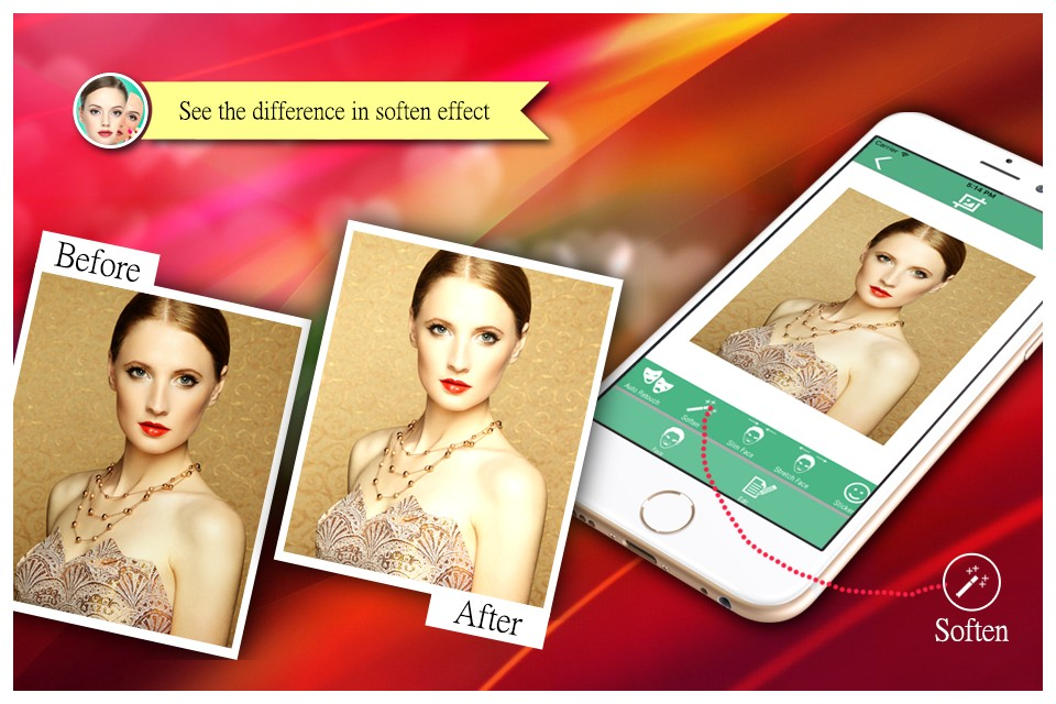 InstaBeauty - Selfies Free | iOS