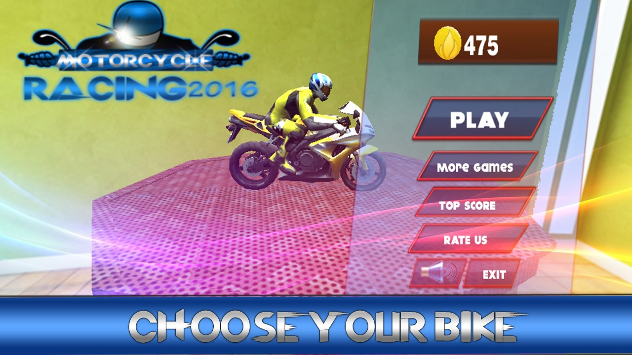 Motorcycle Racing 2016