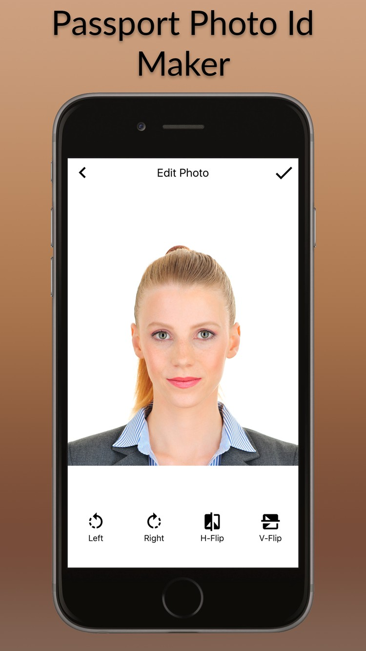 Passport ID Photo Maker Studio