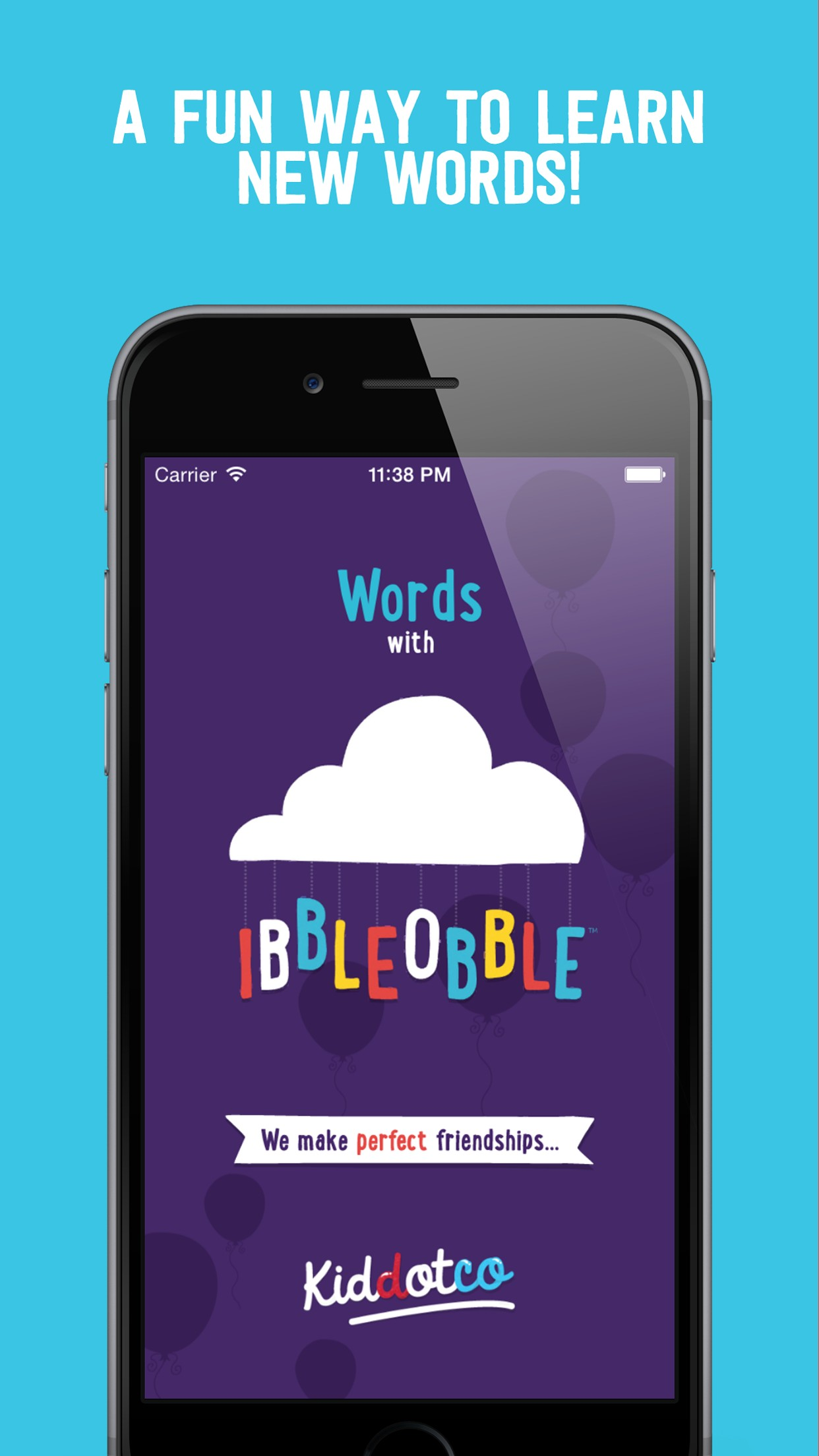 Words with Ibbleobble