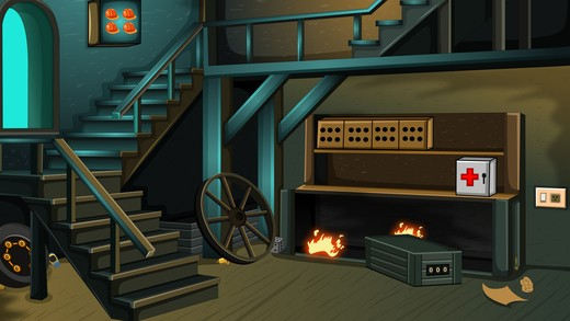 870 Gas Station Escape 2
