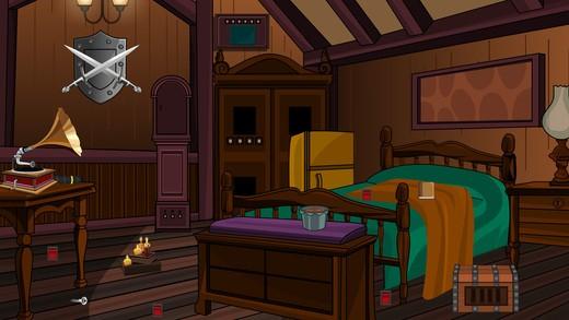 882 Abandoned Cottage Escape