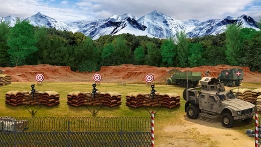 892 Military Camp Escape
