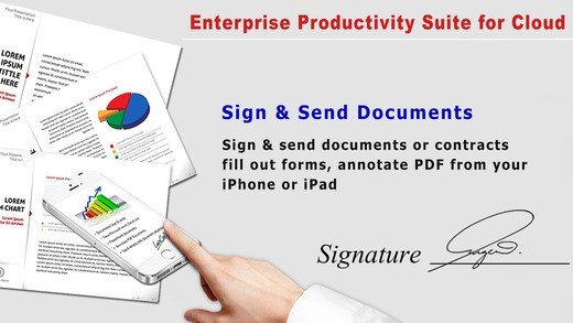 Enterprise Productivity Suite for Cloud