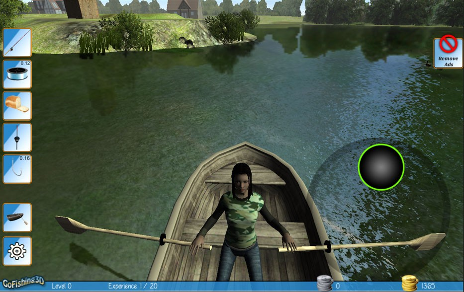 GoFishing3D The Real Fishing