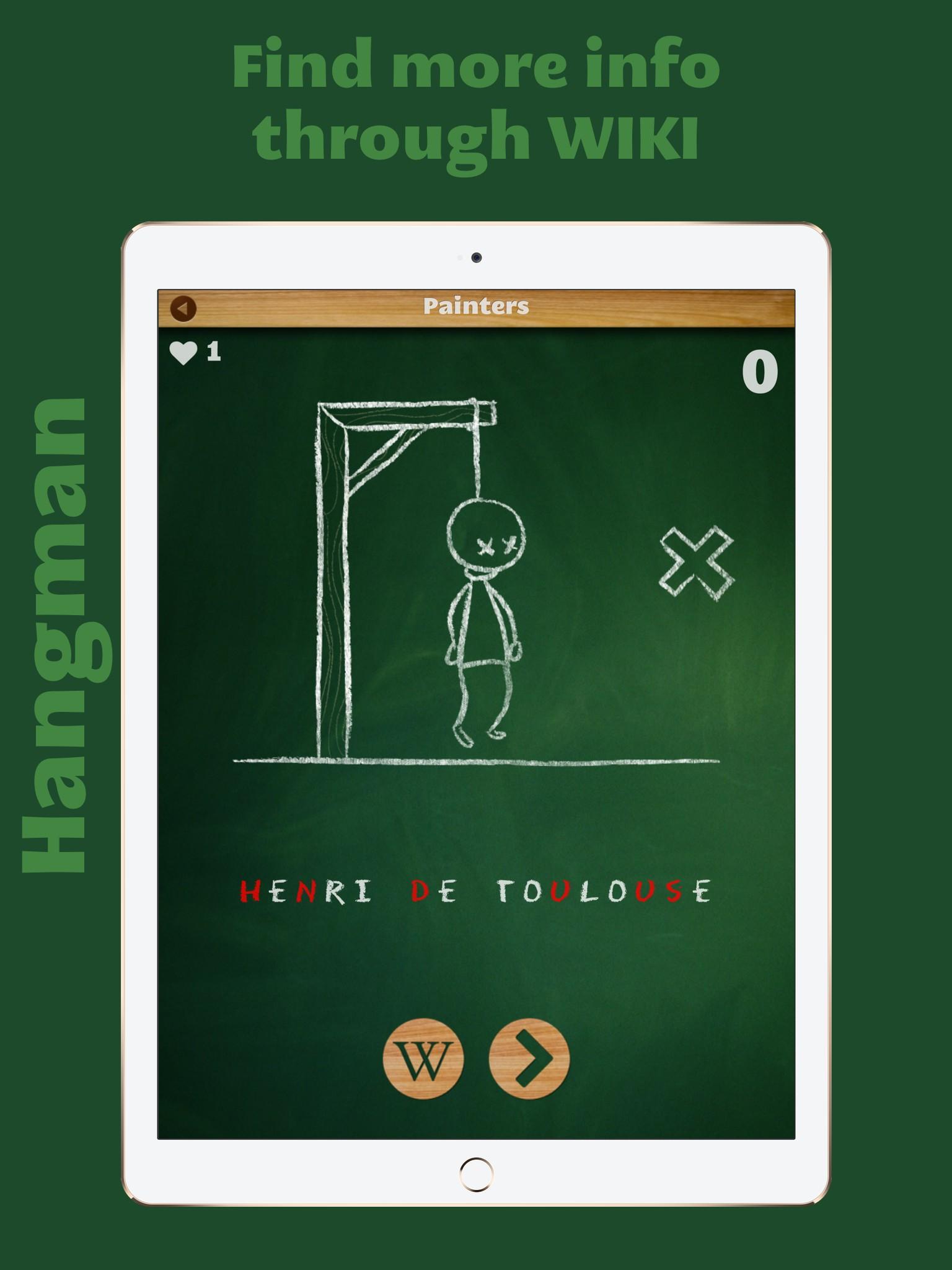 Hangman - Word Game