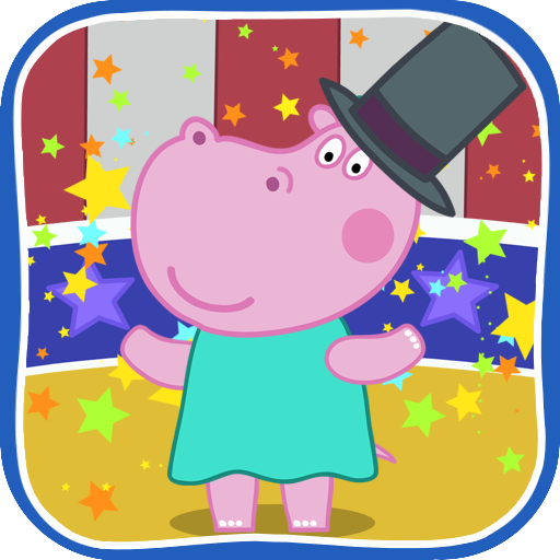 Kids Circus with Hippo