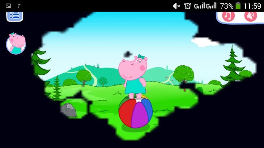 Hippo's Mini Games