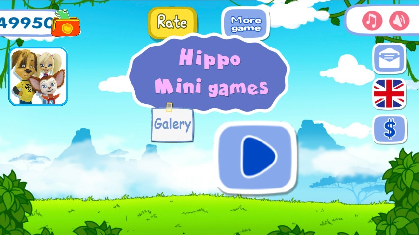 Kids Mini Games