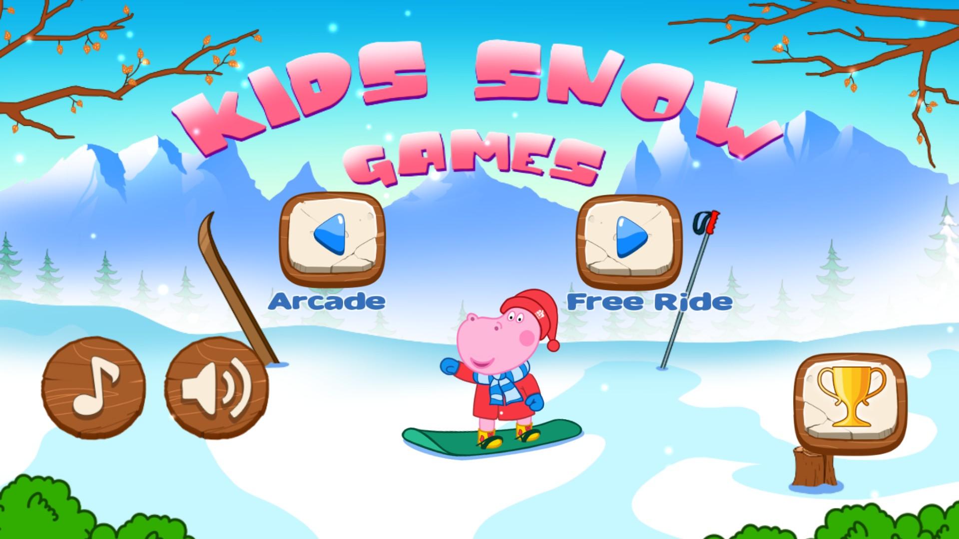 Kids Winter Games