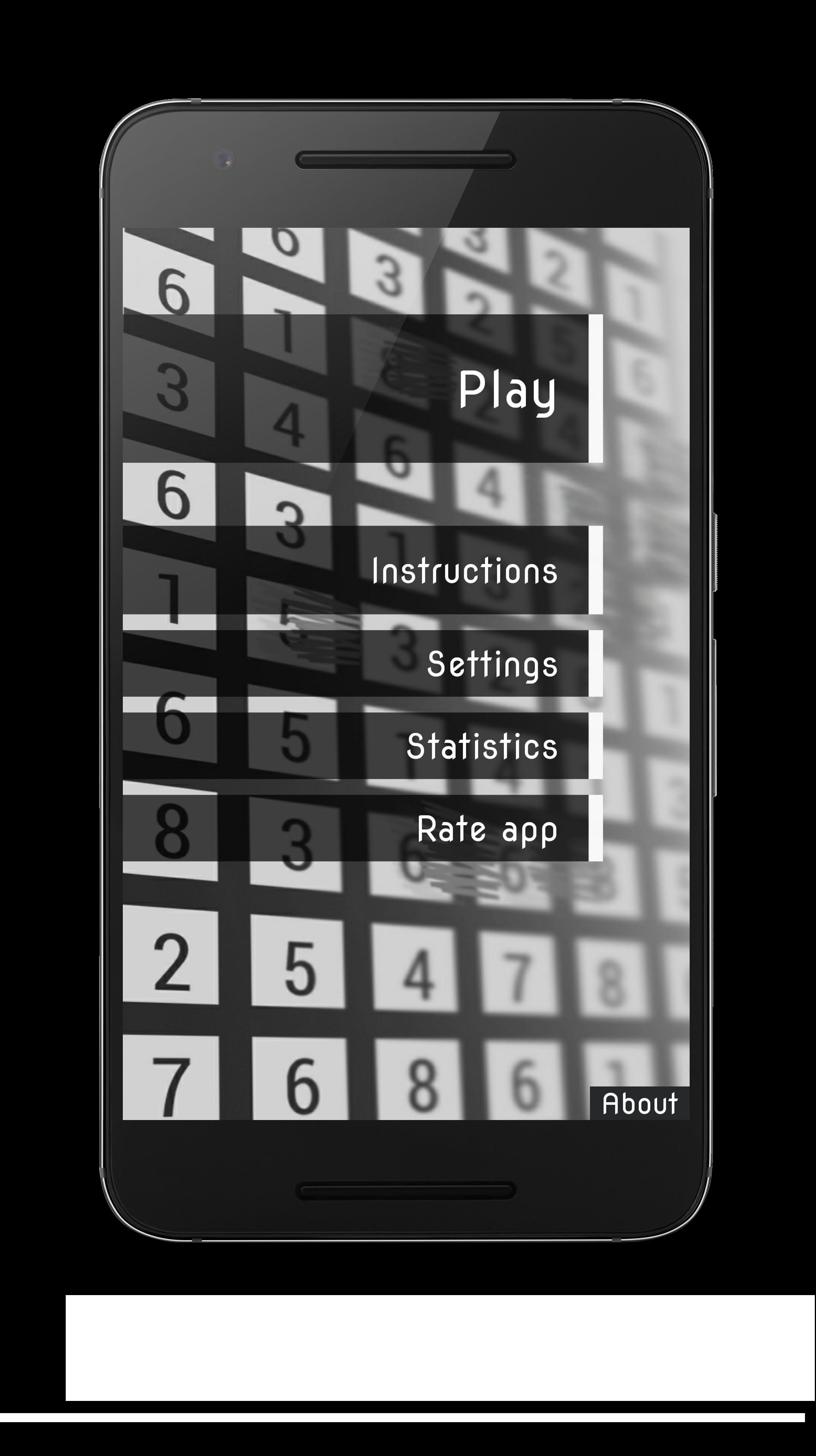 Numbers Game - Numberama