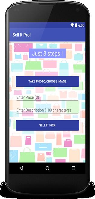 Sell It!: Share It Used Stuff