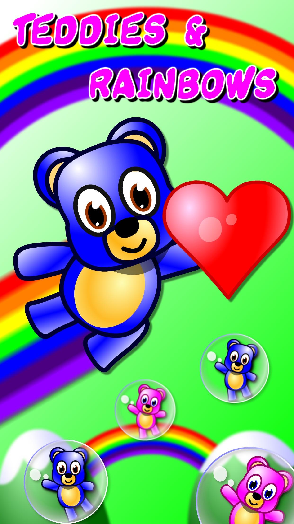 Teddies & Rainbows