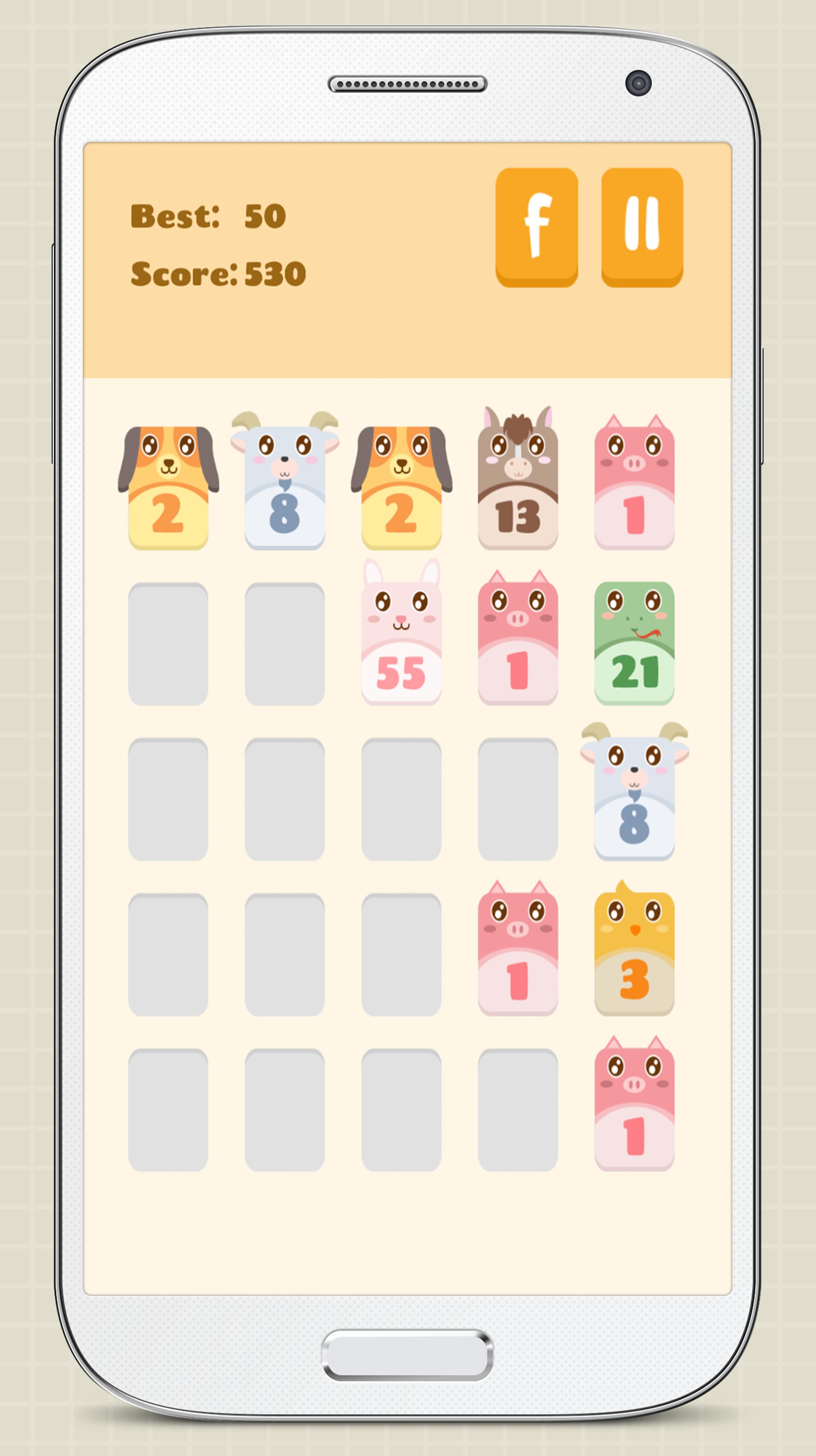 2048 Animals