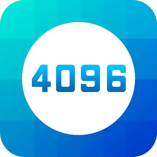 4096 Number Puzzle - Double The Challenge
