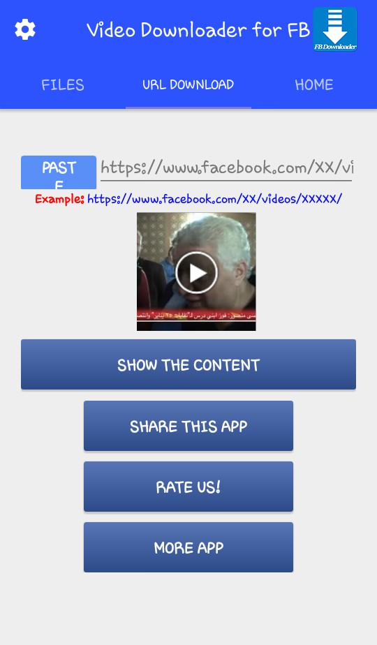 Best FB Videos downloader