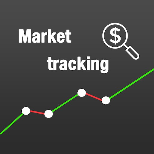 Easy Market Track Widget - Stocks, Forex, Currency