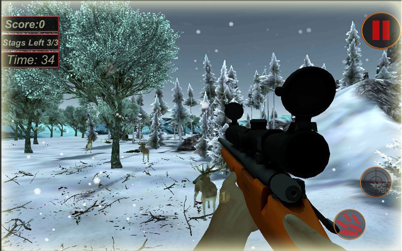 Elite Deer Sniper Hunt 3D