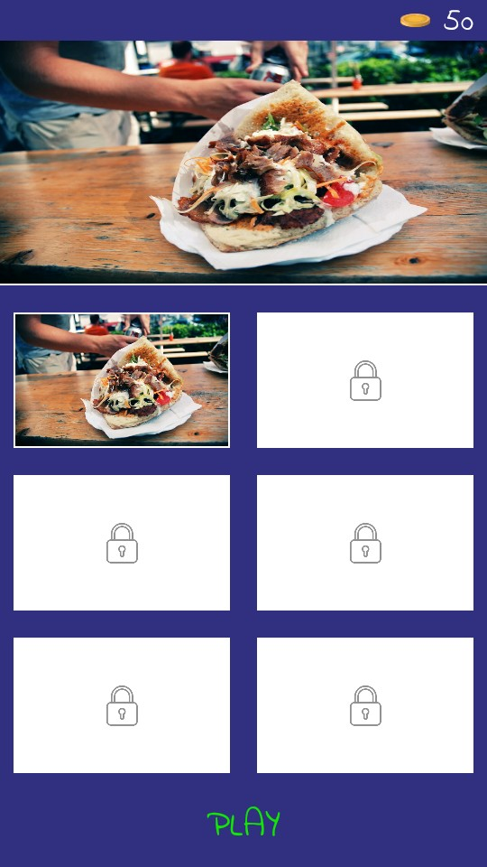Guess Food