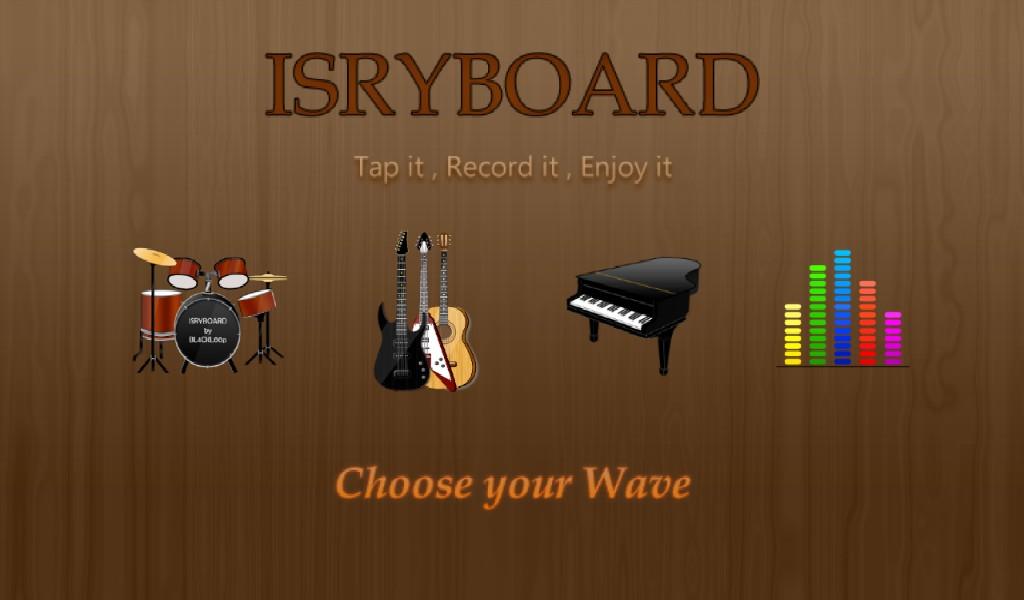 ISRYBOARD