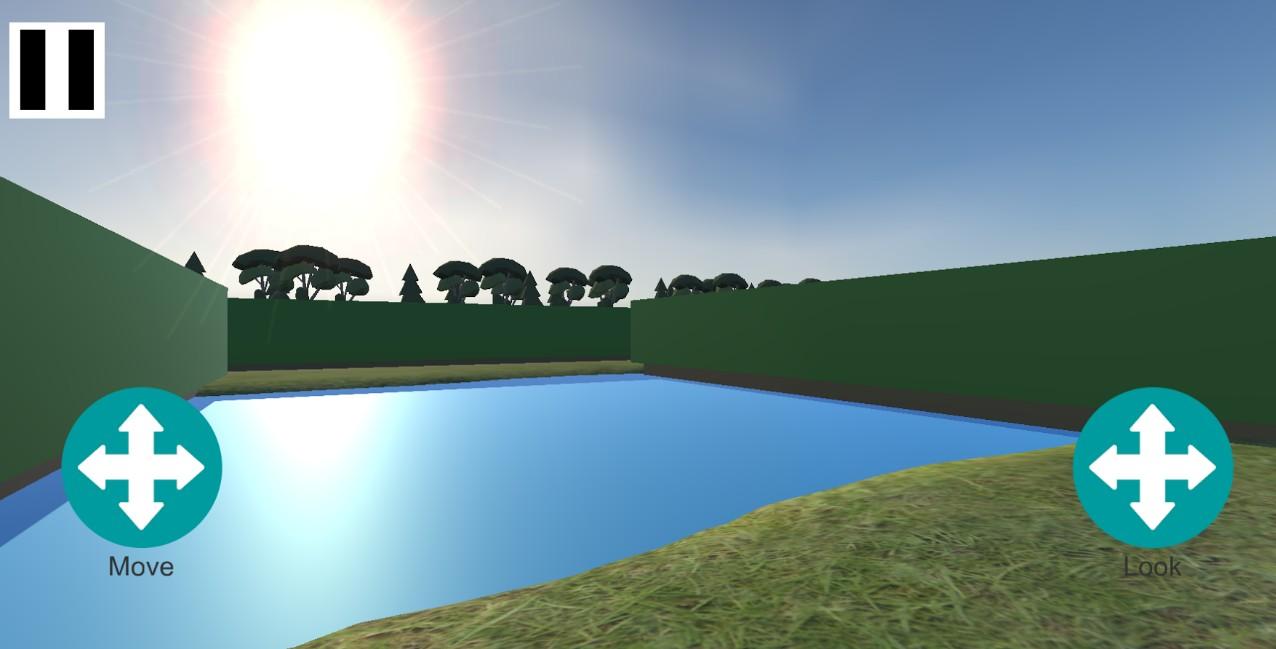 Labyrinth: Hedges