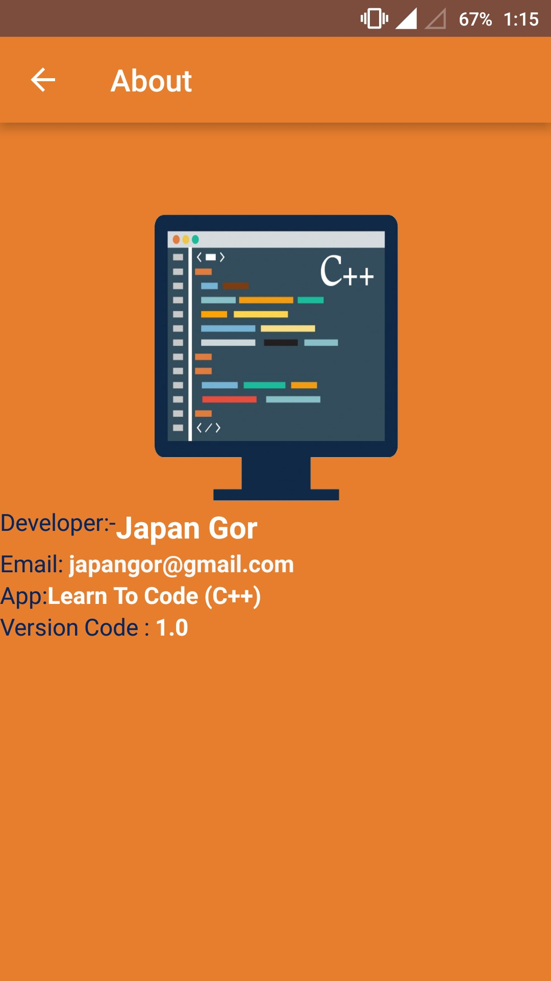 Learn To Code (C++)