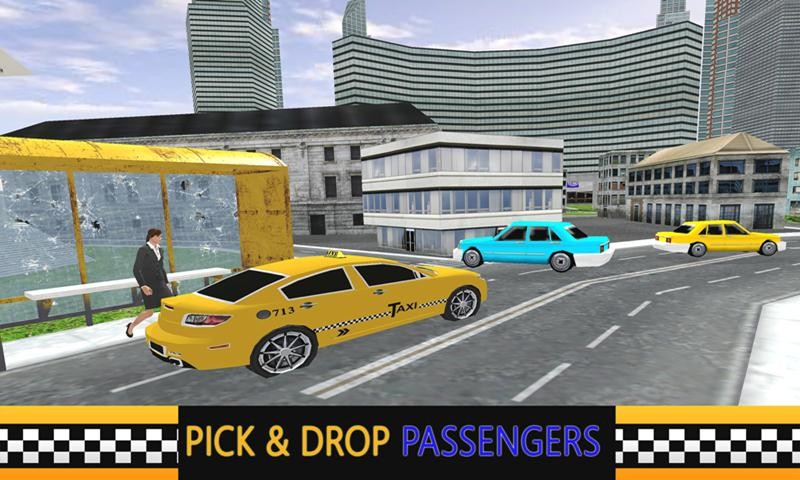 Limo Taxi Transport Simulator