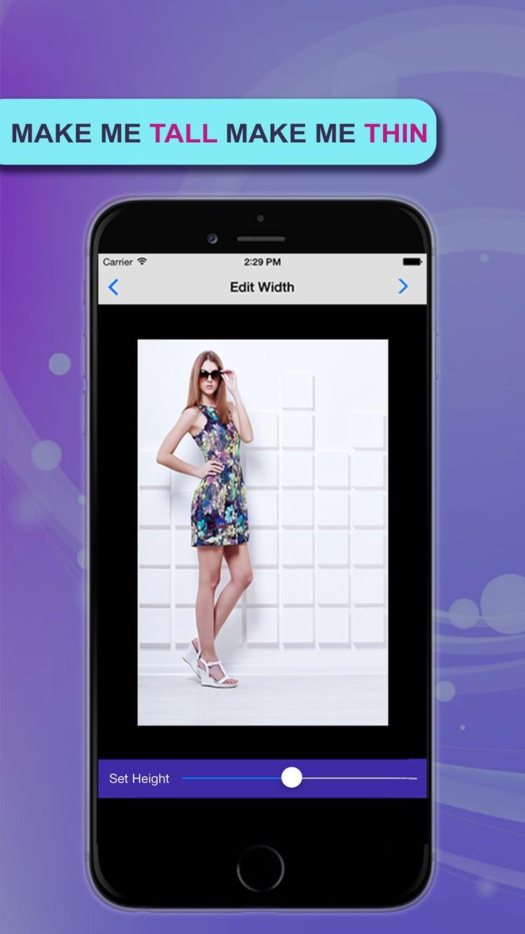 Make Me Tall - Make Me Thin | iOS